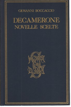 Short stories selected from the Decameron