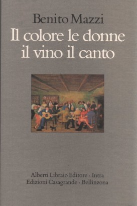 The color women the wine song