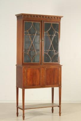 Libreria vittoriano librerie e vetrine antiquariato for Piani di libreria stile artigiano