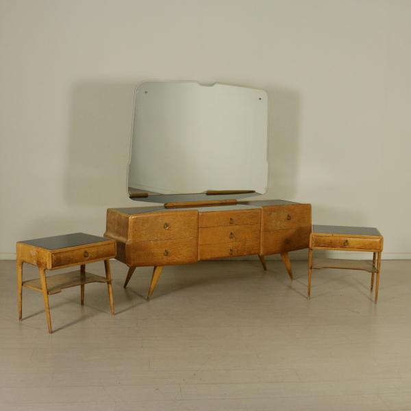 Comodini anni 40-50 - Mobilio - Modernariato - dimanoinmano.it