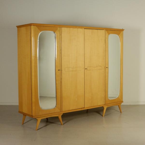 Kleiderschrank 50er Jahre Mobel Modernes Design Dimanoinmano It