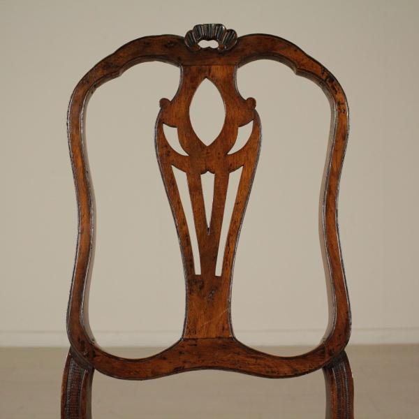 Sedia barocchetto sedie poltrone divani antiquariato for Sedia particolare