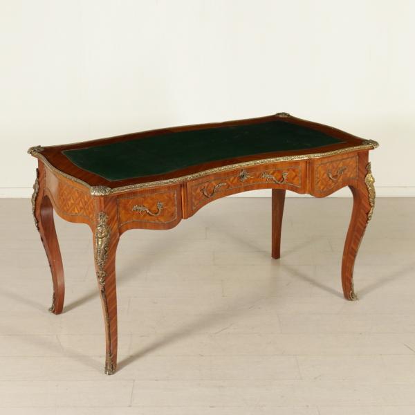 Scrivania in stile Luigi XV - Mobili in stile - Bottega del 900 ...