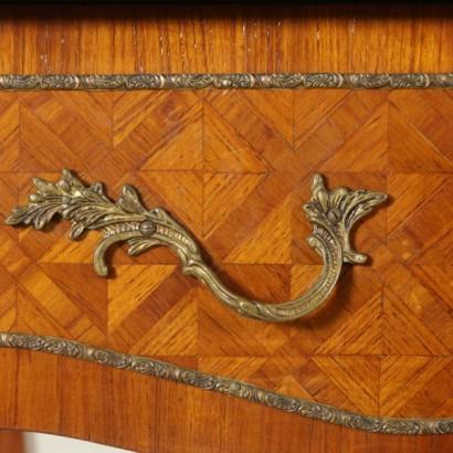 Louis XV-style desk - Stylish furniture - Bottega del 900 ...