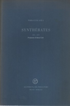 Synthérates