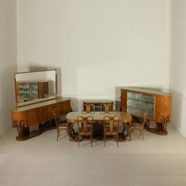 Tavolo anni 40 - Tavoli - Modernariato - dimanoinmano.it