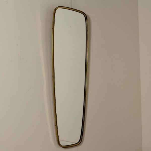 Lustro z lat 50 60 meble akcesoria nowoczesny design - Specchio anni 50 ...
