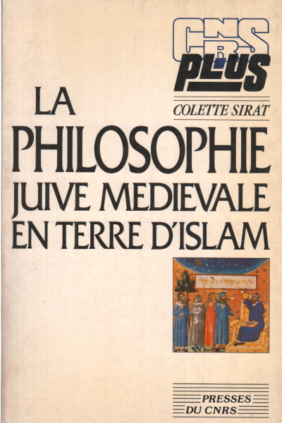 La Philosophie Juive En Terre Dislam średniowieczny