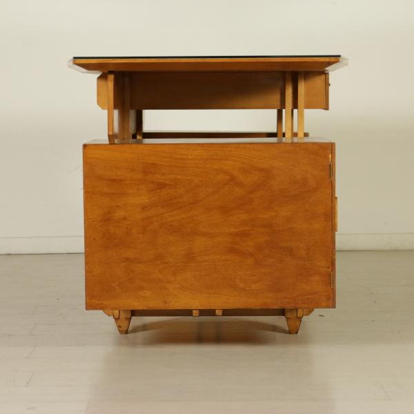Scrivania anni 50 tavoli modernariato for Piano scrivania