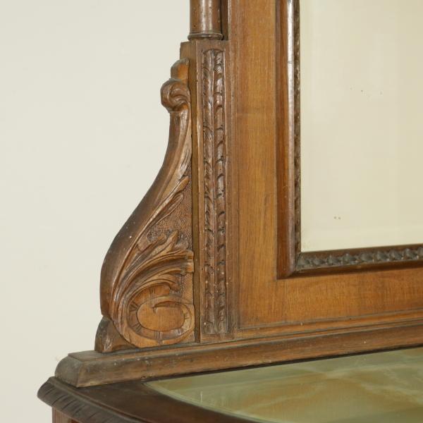 Consolle Liberty Con Specchio Liberty Bottega Del 900