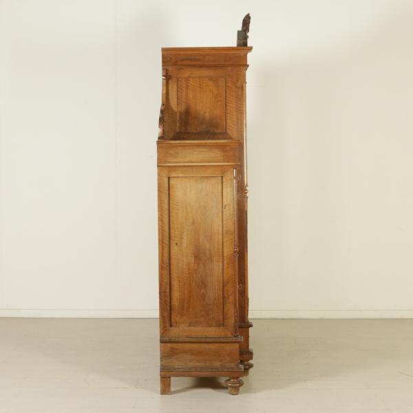 Vetrina-libreria con cassetti - Liberty - Bottega del 900 ...