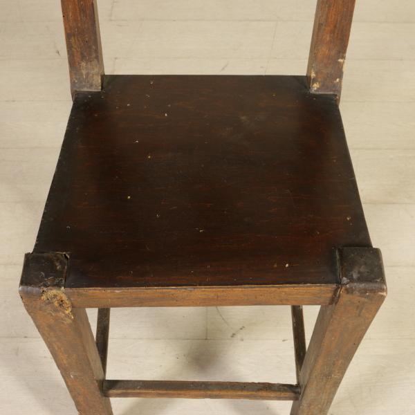 Grande sedia direttorio sedie poltrone divani for Sedia particolare
