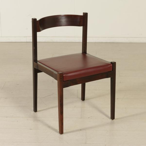 Sedie in legno sedie modernariato for Cassina sedie