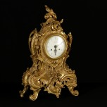 Table clock Imperial