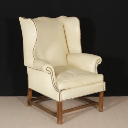 Poltrona bergere mobili in stile bottega del 900 for Poltrona bergere