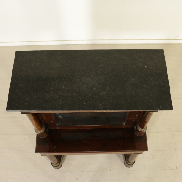 P tit meuble s cr taire style empire quais de chargement for Petit meuble secretaire