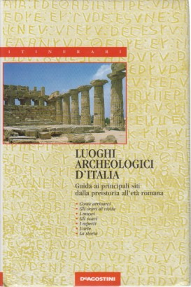 Archaeological sites of Italy