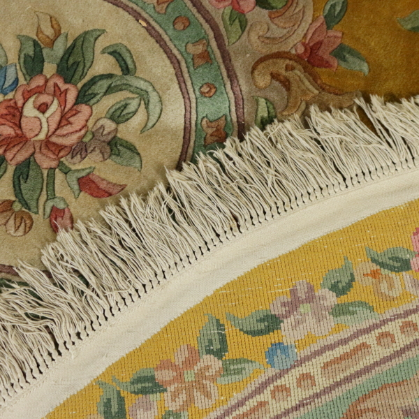 Alfombra de beijing china alfombras antiguedades for Alfombras chinas