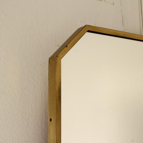 Specchio anni 60 70 complementi modernariato for Specchio bagno anni 70