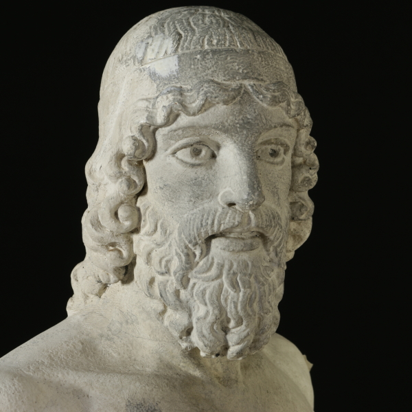 Statua in gesso pietre e arredi giardino antiquariato - Il giardino di gesso ...