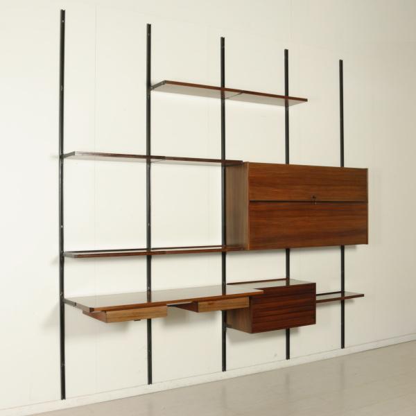 Bibliothek: Osvaldo Borsani - Librerie - Moderne ...
