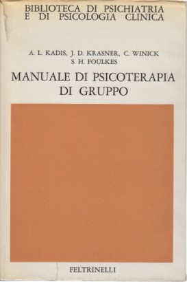 Manual de grupo de psicoterapia