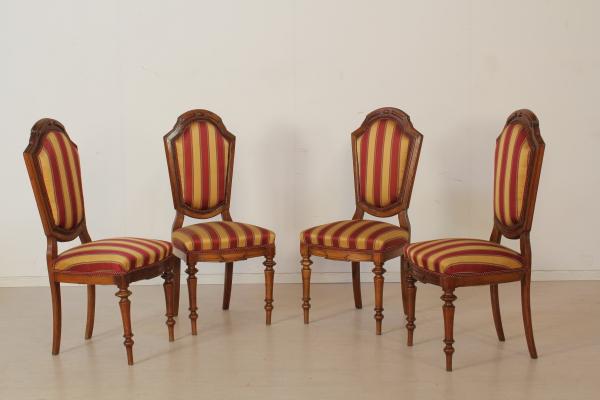 Sedie stile Umbertino - Umbertino - Bottega del 900 - dimanoinmano.it