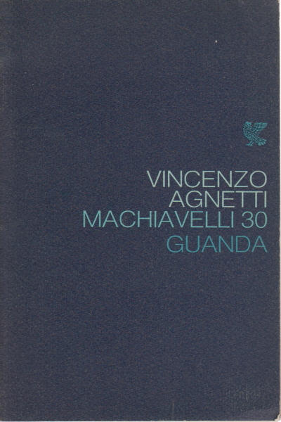 Machiavelli 30 Vincenzo Agnetti Poesia Italiana