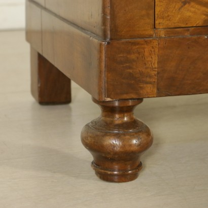 schrank mit einer t r schr nke antiquit ten. Black Bedroom Furniture Sets. Home Design Ideas