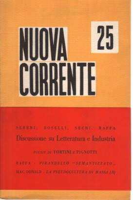 New Current 25 (January-March 1962)