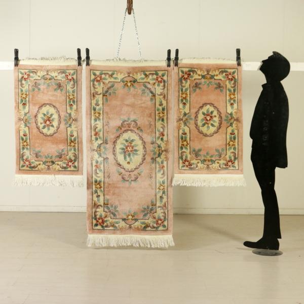 Teppich Peking  China  Teppiche  Antiquitäten