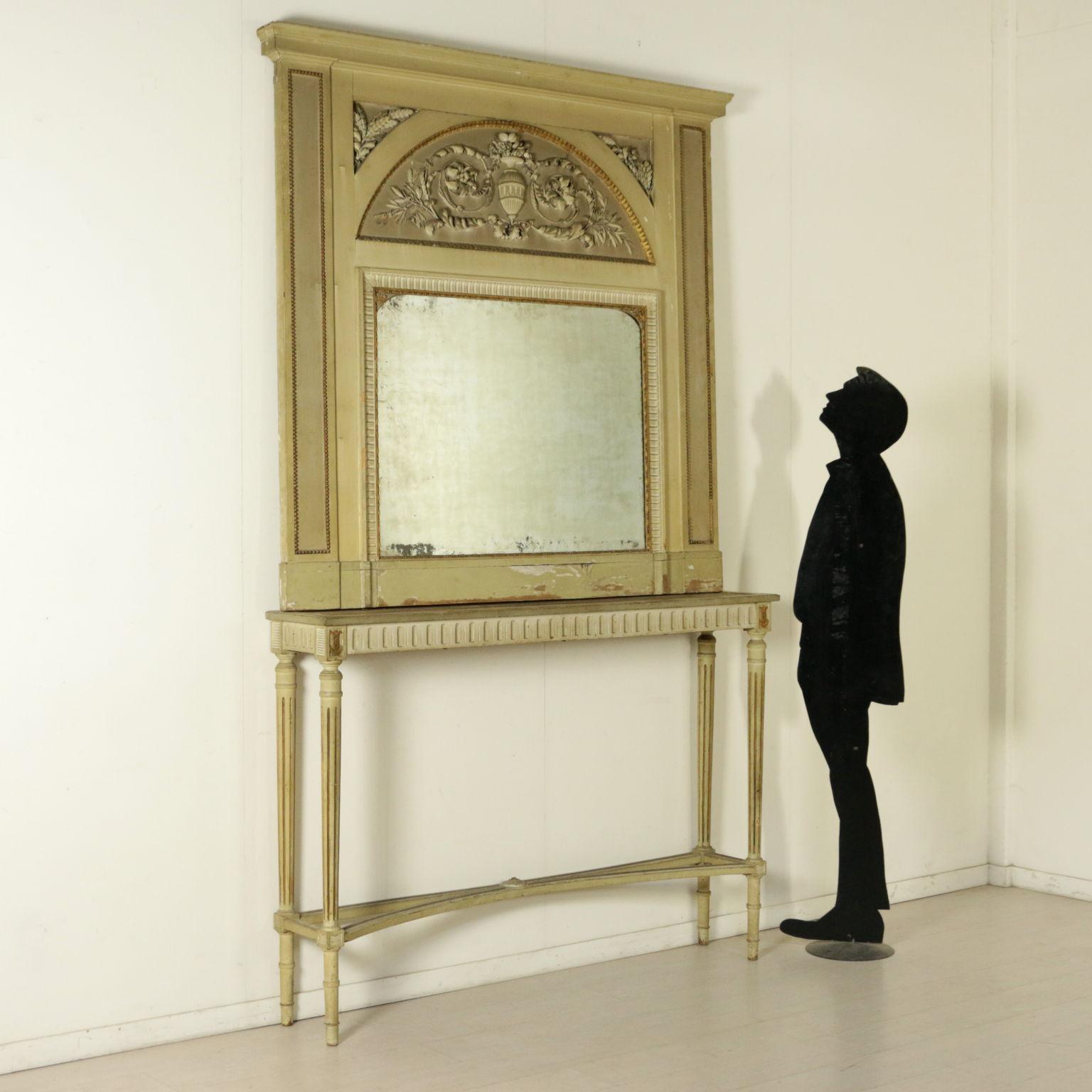 Consolle Con Specchio Liberty Liberty Bottega Del 900