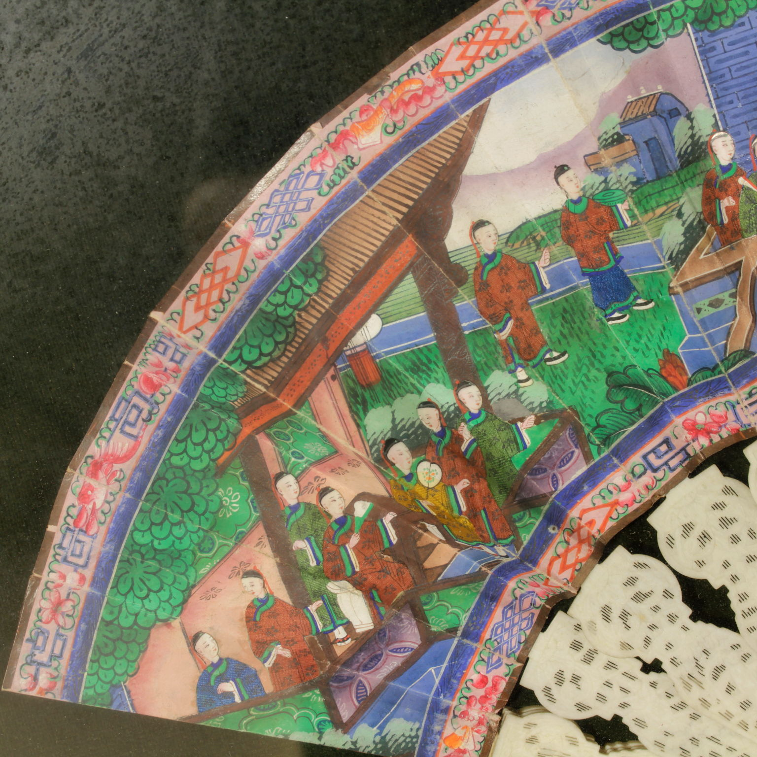 Ventaglio cinese oggettistica antiquariato for Antiquariato cinese milano