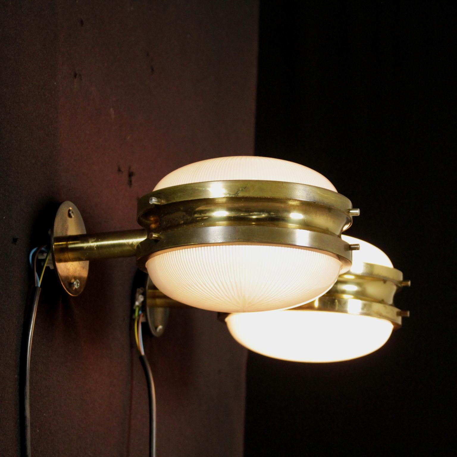 Lampade sergio mazza illuminazione modernariato for Lampade modernariato