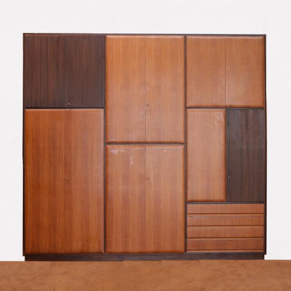 kleiderschrank 60er jahre m bel modernes design. Black Bedroom Furniture Sets. Home Design Ideas