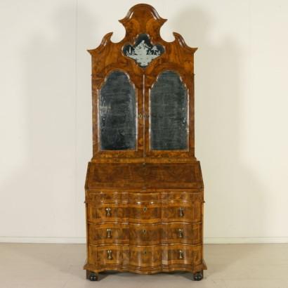 Trumeau veneto con specchi mobili in stile bottega del for Produttori mobili veneto