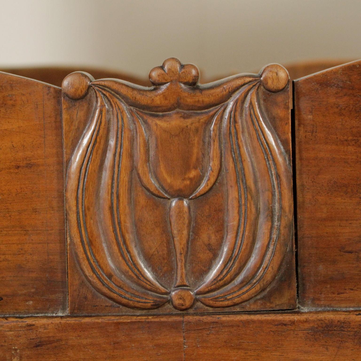 Bett ersten hälfte \'800 - Betten und Kopfteile - Antiquitäten ...