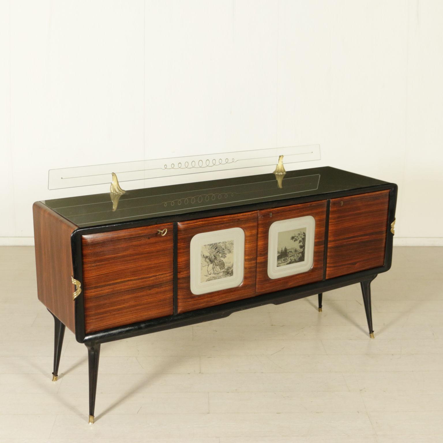 Meuble Buffet Année 50 meuble buffet années 50 vintage italie - meubles - moderne