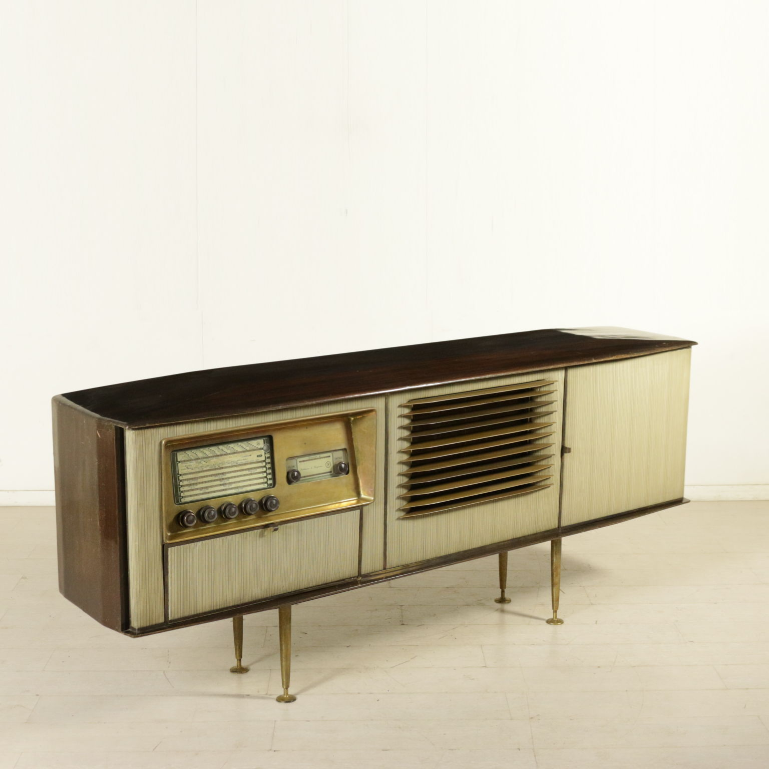 A radio cabinet of the 50s furniture modern design dimanoinmano it