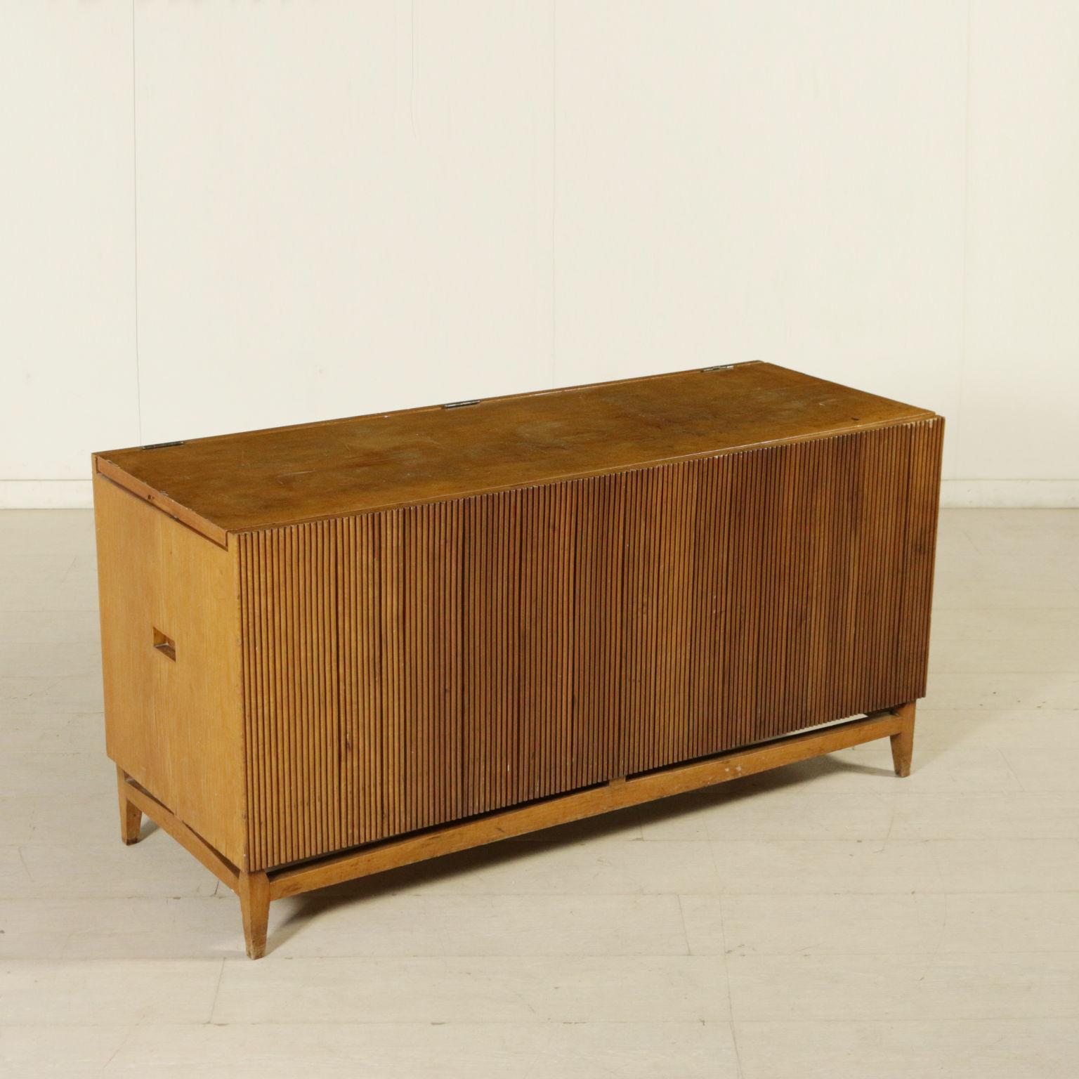 cassapanca anni 50 60 mobilio modernariato ForCassapanca Anni 50