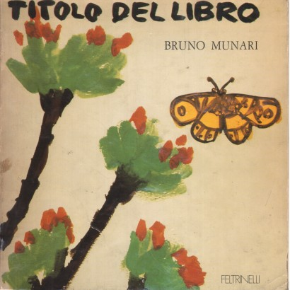 Bruno Munari. The title of the book
