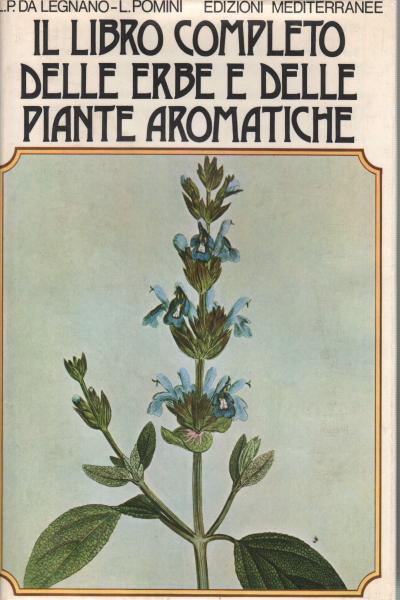 libri piante aromatiche