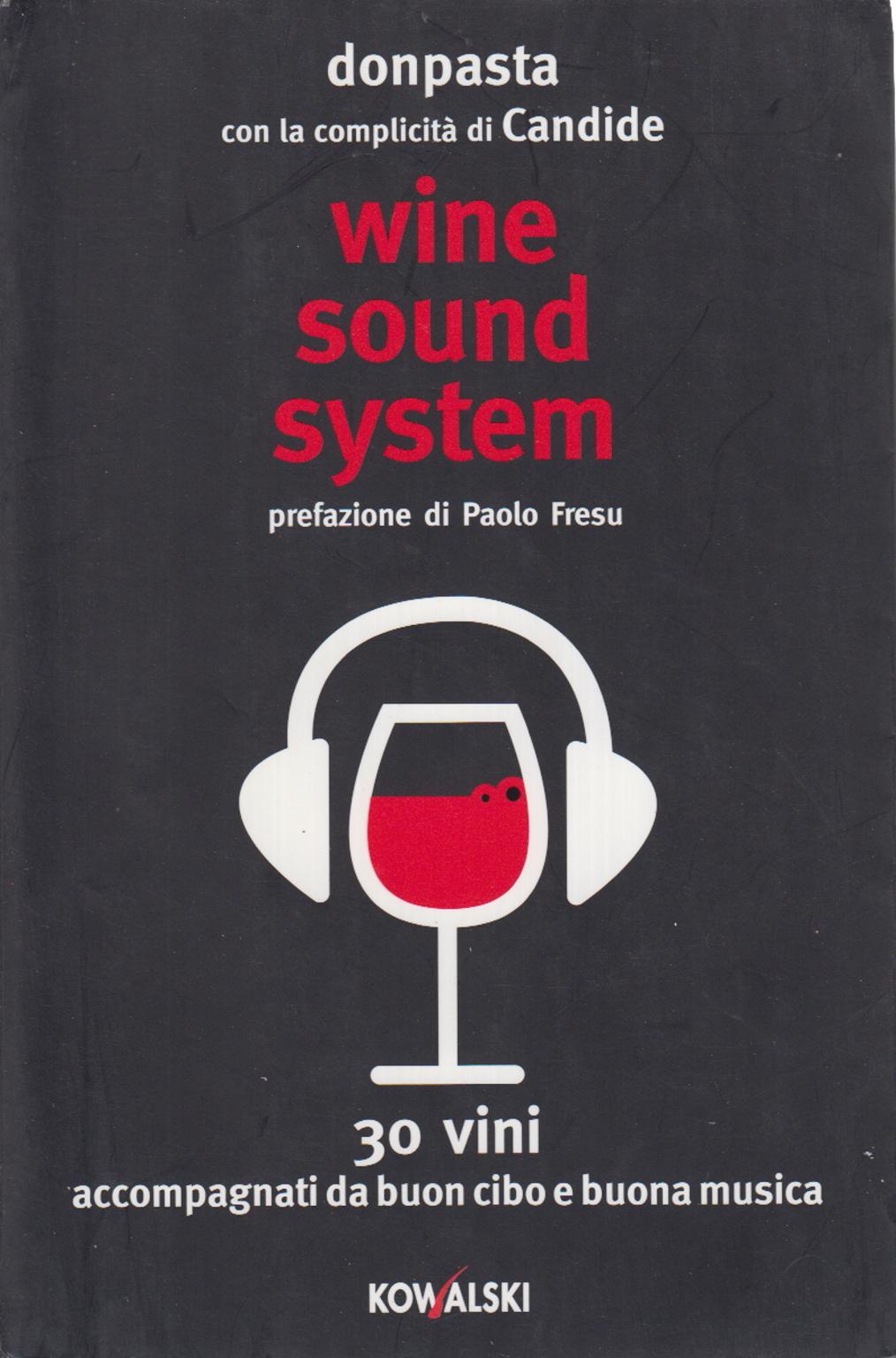 Wine Sound System