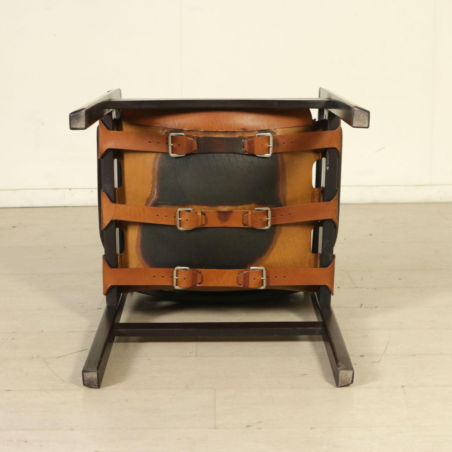 Sedia anni 60 sedie modernariato for Sedia particolare