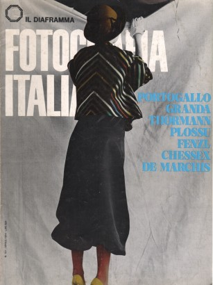 The aperture: Italian Photography (no. 191, April, 1974)