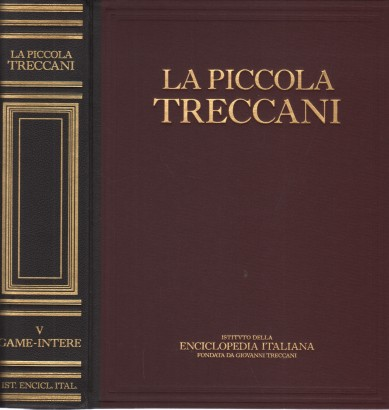 La Piccola Treccani V Game-Intere