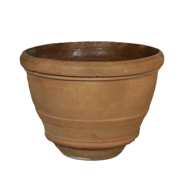 Vaso conca impruneta pietre e arredi giardino for Arredi antiquariato