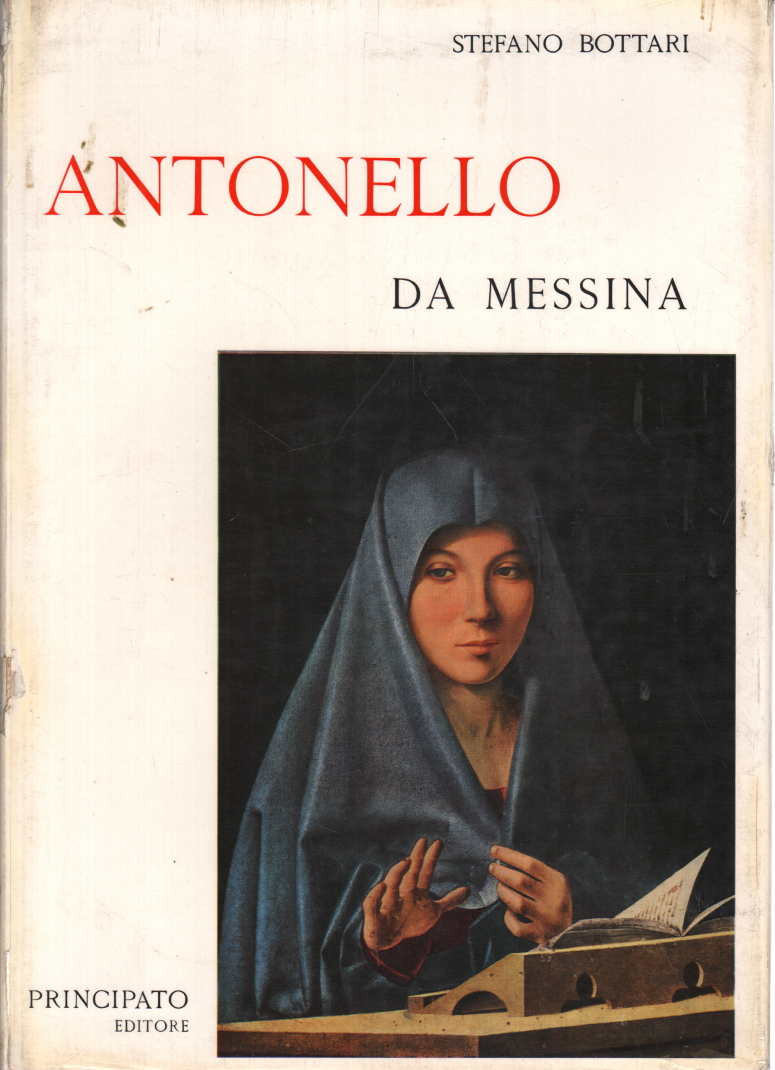 Antonello da Messina, Stefano Bottari