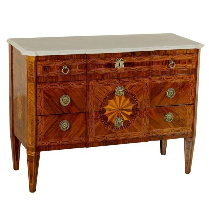 Neoclassical Chest of Drawers