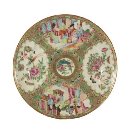Piatto montopoli oggettistica bottega del 900 for Piatto cinese
